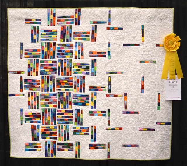 Unravelling #2 - by Judy Mercer Tescher