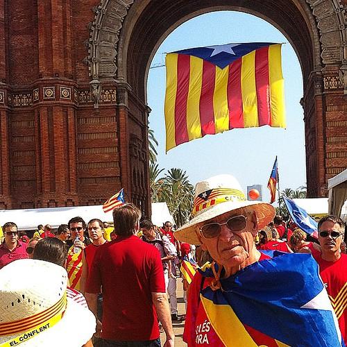 Arc de Triomf #DiadaEPC #diada2014 #igersv #igerspineda #instagrafic #igerscalella #igersmaresme #igersbarcelona #igerscatalunya #barcelona #catalonia #catalunya #mediterrania