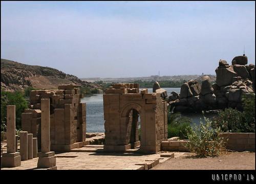 Remains of Roman triumphal arch
