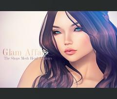 -Glam Affair - Theshops Mesh Head Appliers