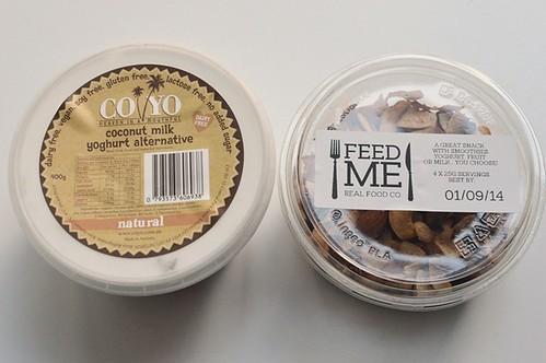 CO YO, Feed Me granola