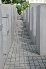 The Holocaust Museum in Berlin