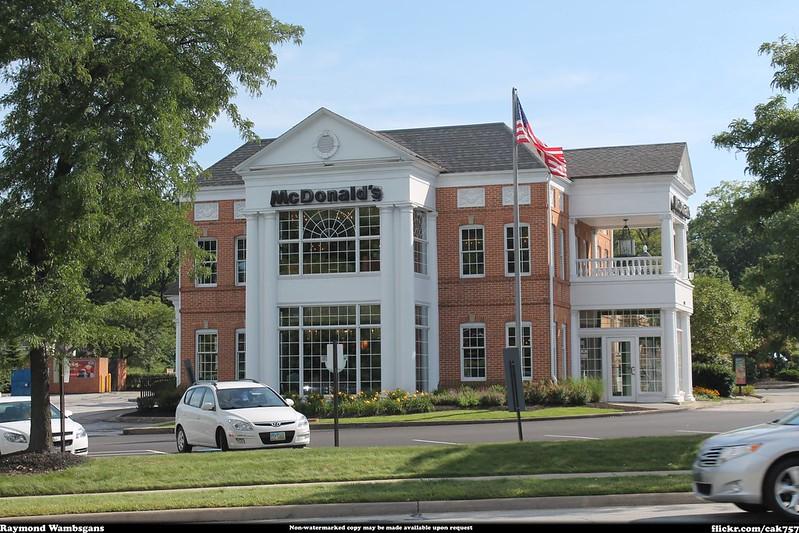 Mcdonalds Independence Ohio