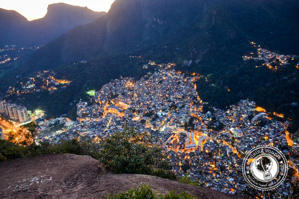 The Best Views in Rio Rocinha Favela Rio de Janeiro