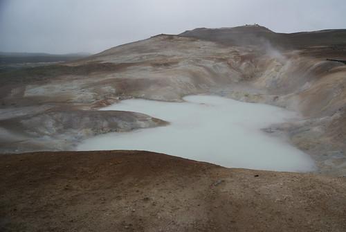 Leirhnjúkur Crater