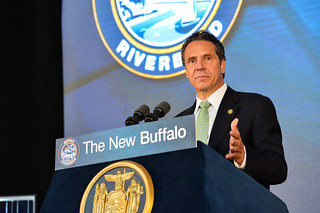 Gov. Cuomo announces SolarCity Riverbend Gigafactory project in Buffalo, NY