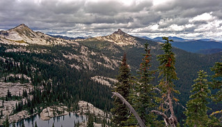 Little Harrison Lake, Selkirk Mountains, Idaho