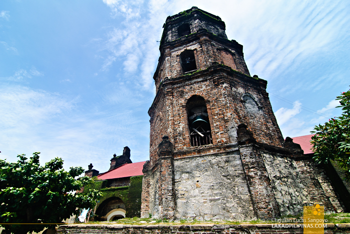 Belfry of Santa Maria Church in Ilocos Sur