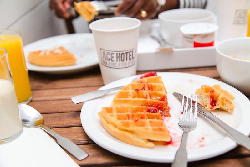 Ace Hotel Breakfast