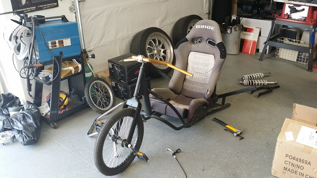 how to build a stance trike