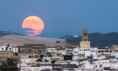 Súper Luna de Septiembre