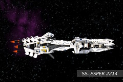 SS. Esper Side View