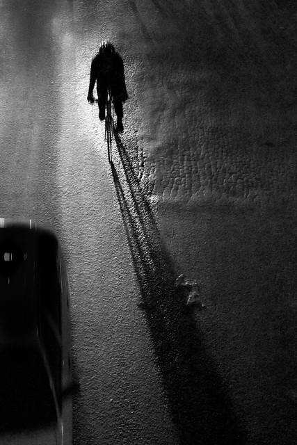 Cyclist by Seeam Khan, on Flickr
