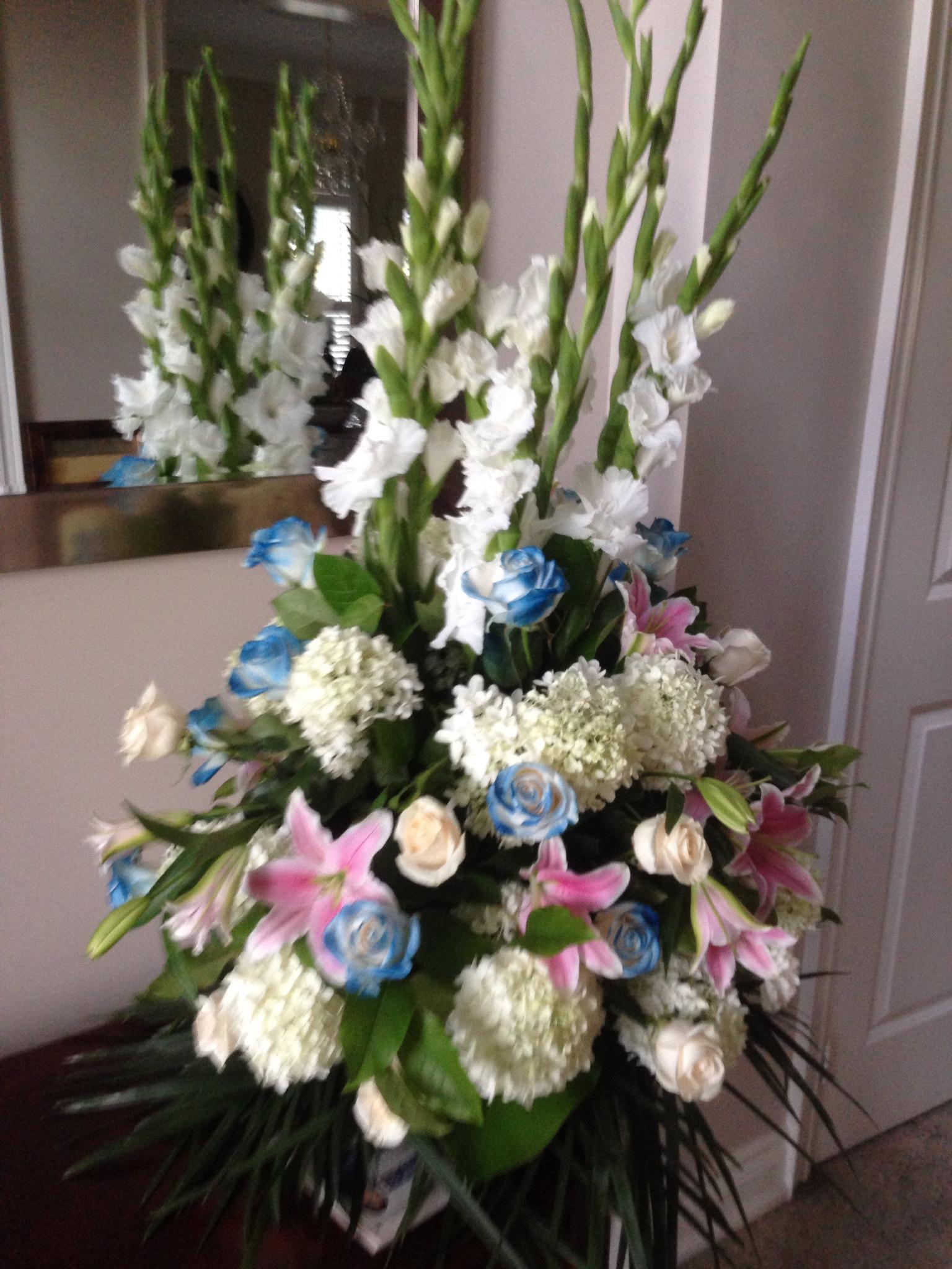 Wedding arragement