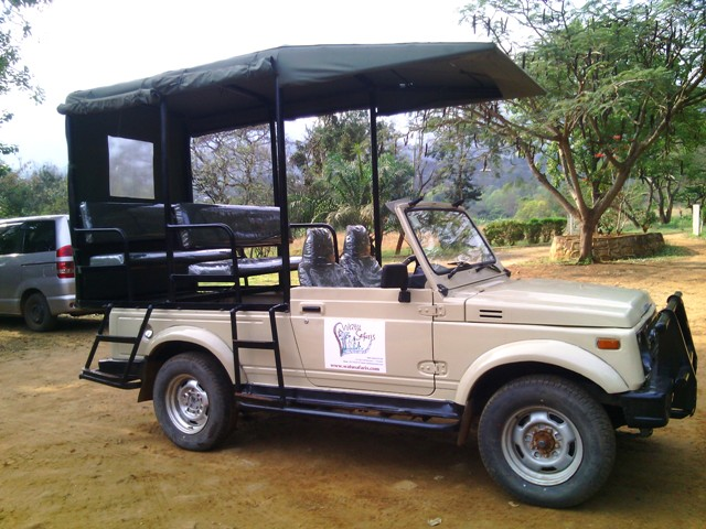 Watu Safaris open game viewing vehicle for all game drives and tours in Mikumi Nation al Park - 3