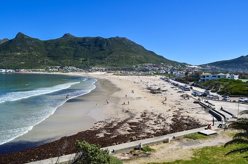 Hout Bay on the first sunny day of Spring