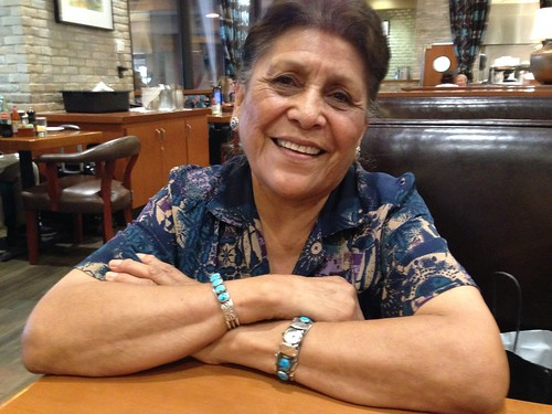 My cousin Judy