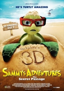 A Turtle&#39s Tale: Sammy&#39s Adventures