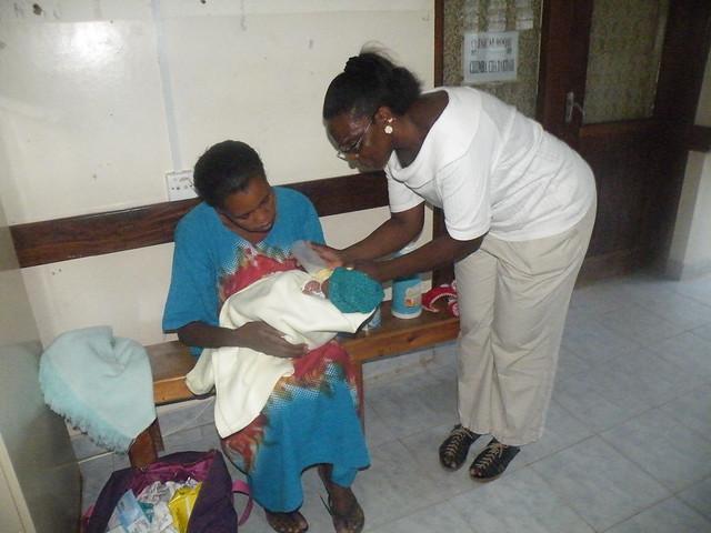 Mama Mapenzi picks up Baby Chea