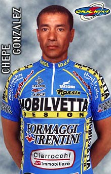 GONZALEZ José Jaime Chepe 2001