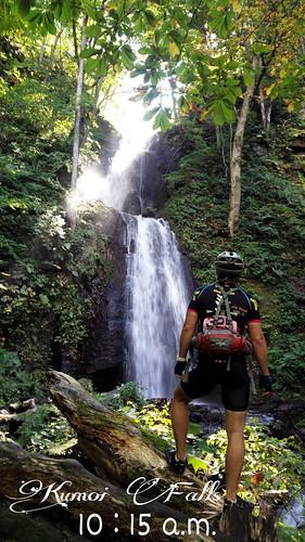 Kumoi Falls Oirase