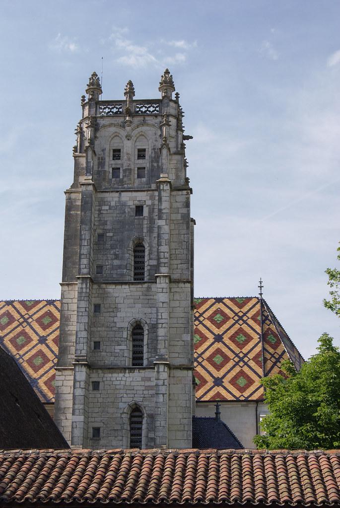 Le monast re royal de brou joyaux de la bresse rotdenken - Piscine municipale bourg royal toulon ...