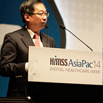 HIMSS AsiaPac14 - Digital Healthcare Week (Day1)