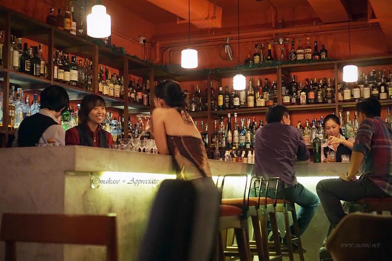 Omakase + Appreciate Kuala Lumpur - bar