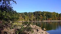 Lake Gordon - Early Fall