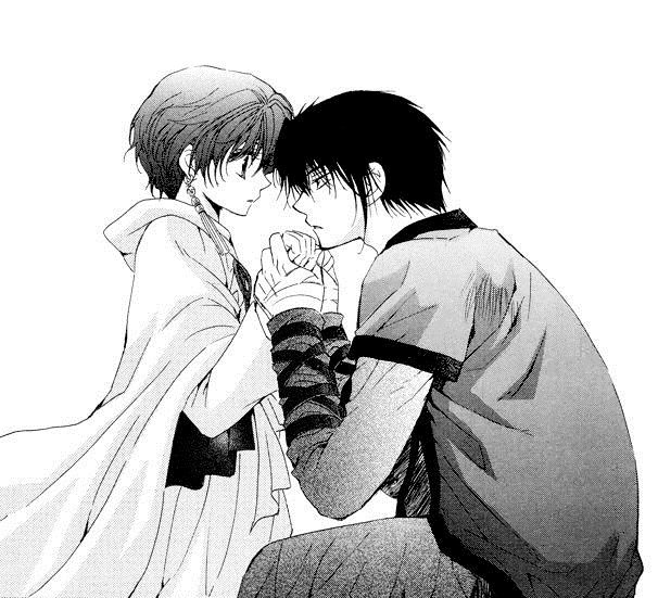 Akatsuki no Yona - Main Couple (4)