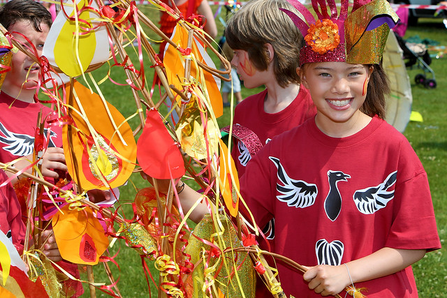 Harwich Children's Carnival ©ROH 2013. Photo by Paul Starr