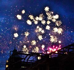 Cambridge fireworks 08 July 2016