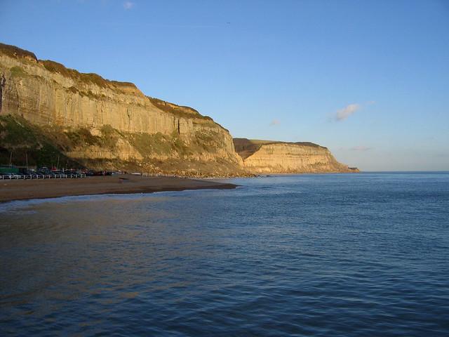 Hastings looking east