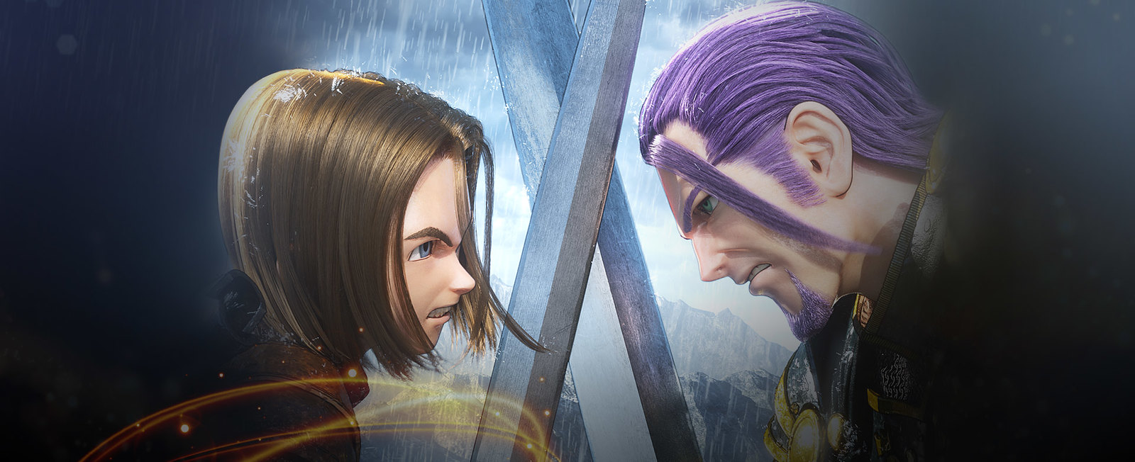 [Dragon Quest XI] เผยเนื้อเรื่องช่วงต้นและตัวละครใหม่สองคน