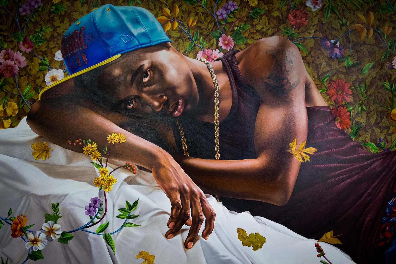 Morpheus, Kehinde Wiley