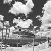 Control #prison #jail #gaol #georgetown #guyana #monochrome #blackandwhite #bw