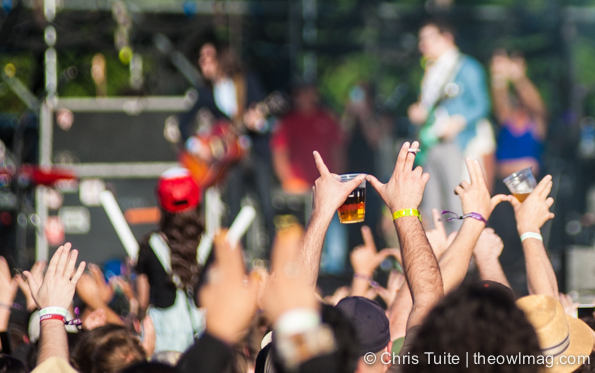 BottleRock 2014, Saturday