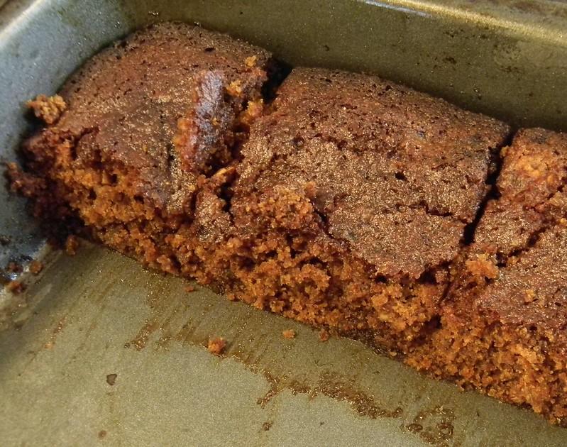Gluten Free Double Ginger Cake