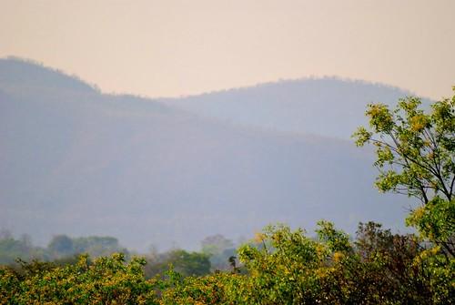 Hills of Chaibasa