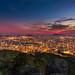 Hongkong skyline 2014