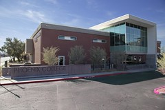 Phoenix College Nursing Building