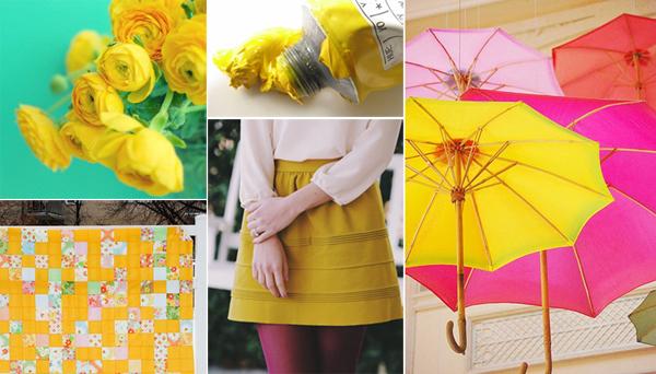 yellow charming