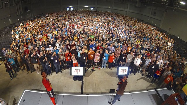 DrupalCon group photo