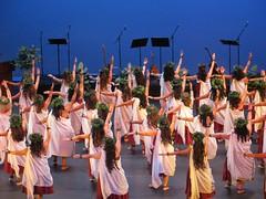 musician(0.0), sports(0.0), event(1.0), performing arts(1.0), musical theatre(1.0), folk dance(1.0), entertainment(1.0), dance(1.0), hula(1.0), performance art(1.0),
