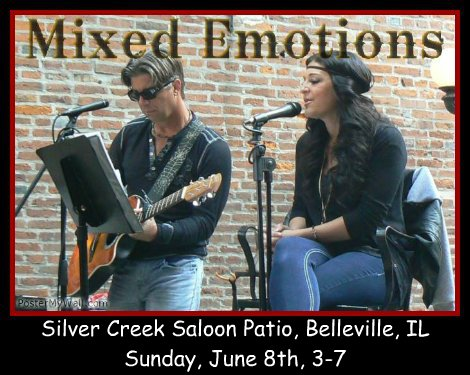Mixed Emotions 6-8-14