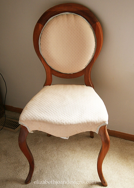 Chair Reupholstery 2