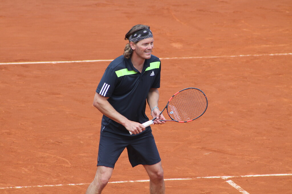 Enqvist king of tennis