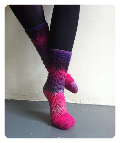 Lindsay socks