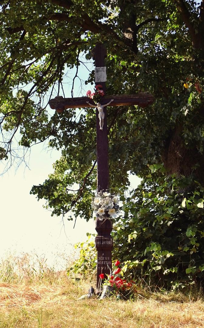 Kríž pri ceste do Ulian