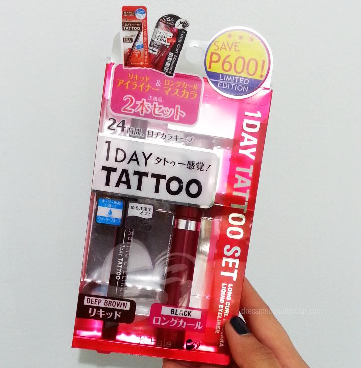 K-Palette 1 Day Tattoo Set